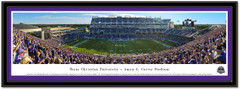 TCU Amon G. Carter Stadium Framed Picture matted