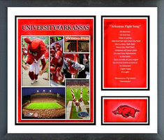 Arkansas Razorback Memories and Milestones Picture