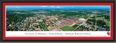 Oklahoma Sooner Gaylord Family-Oklahoma Memorial Stadium