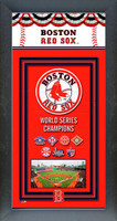 Boston Red Sox World Series Championship Banner