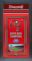 Tampa Bay Buccaneers Super Bowl Championship Banner