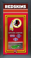 Washington Redskins Super Bowl Championship Banner