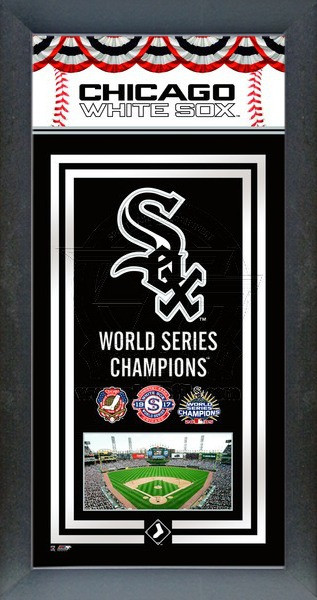 Chicago White Sox World Series Championship Banner