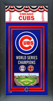 Chicago Cubs World Series Championship Banner