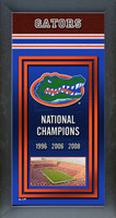 Florida Gators National Championship Framed Picture