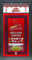 St. Louis Cardinals World Series Championship Banner