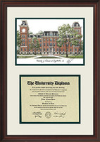 University of Arkansas Scholar Diploma Frame