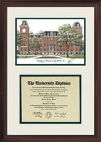 University of Arkansas Scholar Diploma Frame
