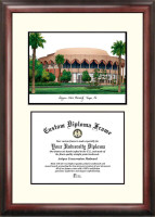 Arizona State University Scholar Diploma Frame