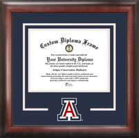 University of Arizona Spirit Diploma Framing