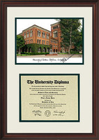 University of Southern California Scholar Diploma Frame