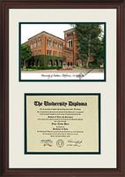 University of Southern California Scholar Diploma Frame