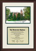 University of Colorado Scholar Diploma Frame