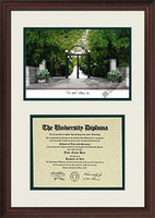 University of Georgia Scholar Diploma Frame
