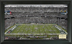 New York Jets Signature Framed Picture