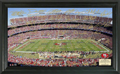 San Francisco 49ers Signature Framed Picture