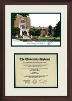 Purdue University Scholar Diploma Frame