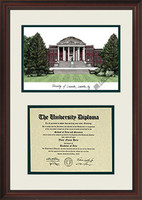 University of Louisville Scholar Diploma Frame