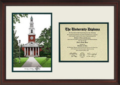 University of Kentucky Scholar Diploma Frame