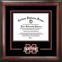 Mississippi State Spirit Diploma Framing