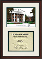 University of Mississippi Scholar Diploma Frame