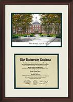 Miami University Scholar Diploma Frame