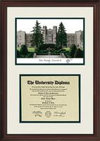 Xavier University Scholar Diploma Frame