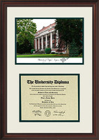 University of Oregon Scholar Diploma Frame
