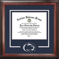 Penn State University Spirit Diploma Framing