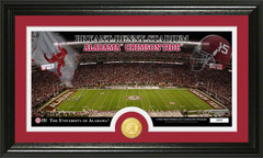 Alabama Bryant Denny Bronze Coin Photo Mint