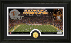 Tennessee Vols Neyland Stadium Bronze Coin Photo Mint