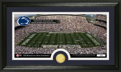 Penn State Beaver Stadium Bronze Coin Photo Mint