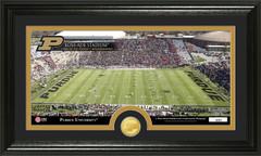 Purdue Ross-Ade Stadium Bronze Coin Photo Mint