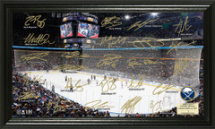 Buffalo Sabres Signature Framed Picture