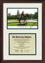 Texas Tech University Scholar Diploma Frame