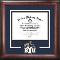 Brigham Young University Spirit Diploma Frame