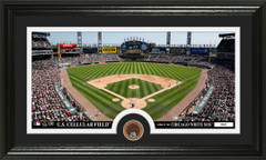 Chicago White Sox US Cellular Field Infield Dirt Coin Photo Mint