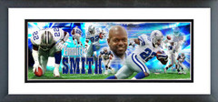 AAGT188 Cowboys - Emmitt Smith Photoramic