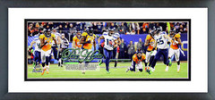 "AAQQ077 Percy Harvin Super Bowl XLVIII Photoramic - 12"" x 36"""