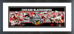 AAML210 Chicago Blackhawks Stanley Cup Champions Photoramic