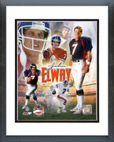 "John Elway, '04 ""PF Gold"" IV, Limited Edition"