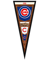 Chicago Cubs Framed Pennant