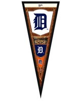 Detroit Tigers Framed Pennant