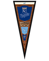 Kansas City Royals Framed Pennant