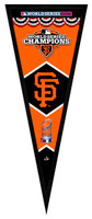 San Francisco Giants 2012 Championship Pennant