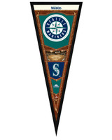 Seattle Mariners Framed Pennant