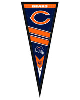 Chicago Bears Framed Pennant