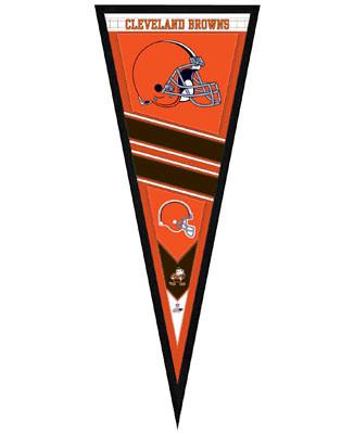 Cleveland Browns Framed Pennant