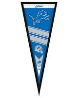 Detroit Lions Framed Pennant