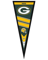 Green Bay Packers Framed Pennant